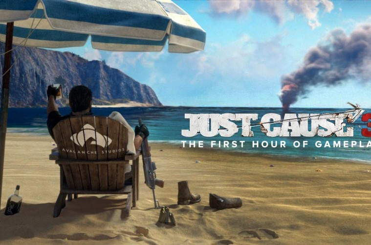 Just Cause 3 primera hora gameplay