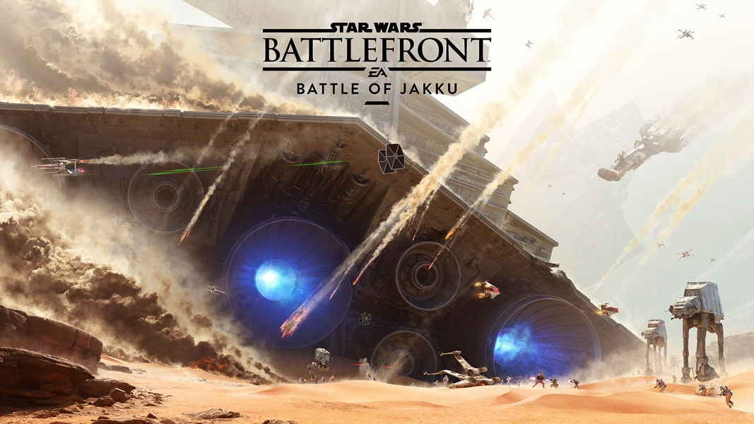 Star Wars Battlefront Destacada nueva