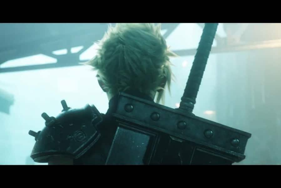 Final Fantasy VII Remake está hecho con Unreal Engine 4