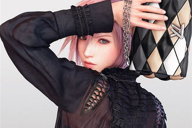final fantasy xiii louis vuitton