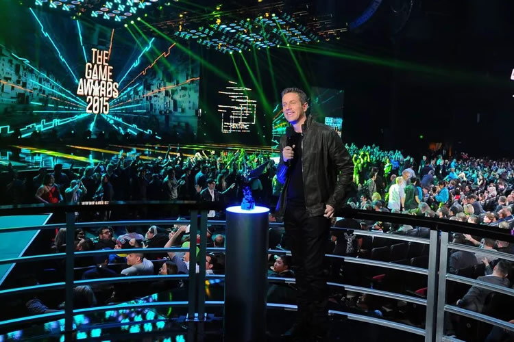 geof keighley the game awards