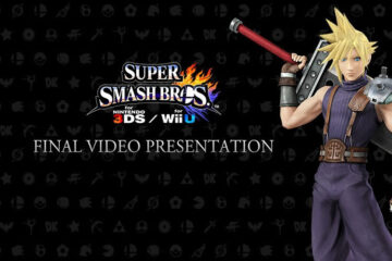 super smash bros cloud