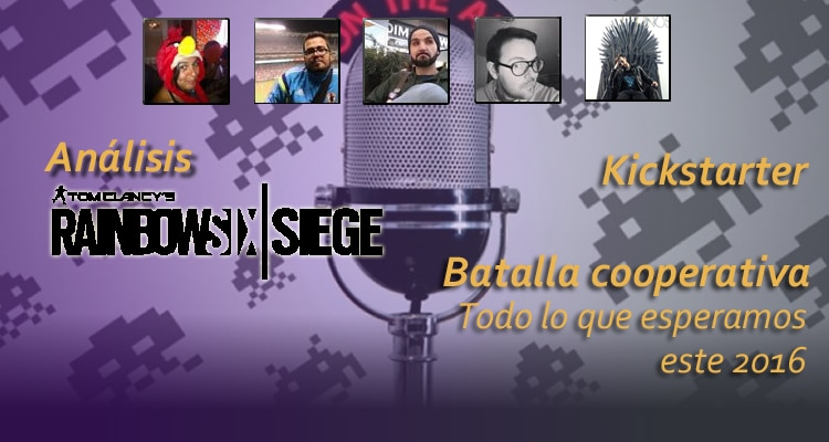 5x16 podcast guiltybit videojuegos