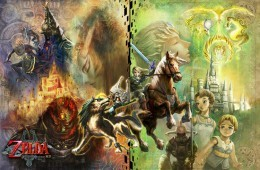 Zelda: Twilight Princess HD trae un easter egg del Zelda U