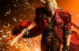 Devil May Cry 4 Dante Sparda