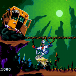 Earthworm Jim retro review bitback