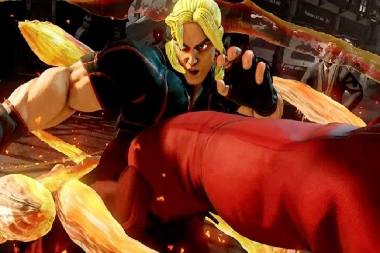 Street Fighter realidad moveset Ken