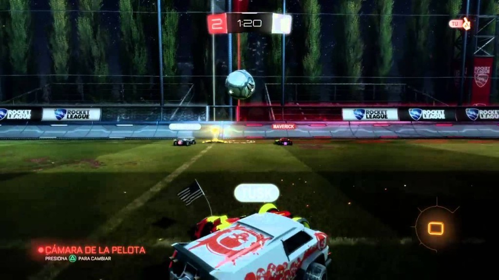 Guía Rocket League