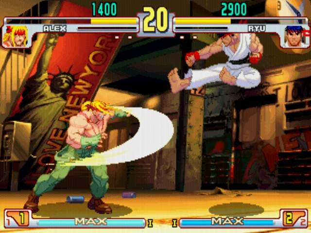 Street Fighter III Retro Review BitBack