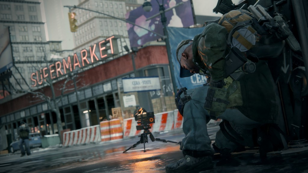 The Division Ojos