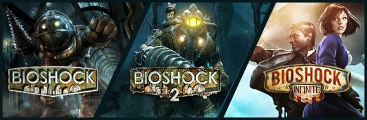 BioShock: The Collection aparece catalogado para Xbox One, PS4 y PC