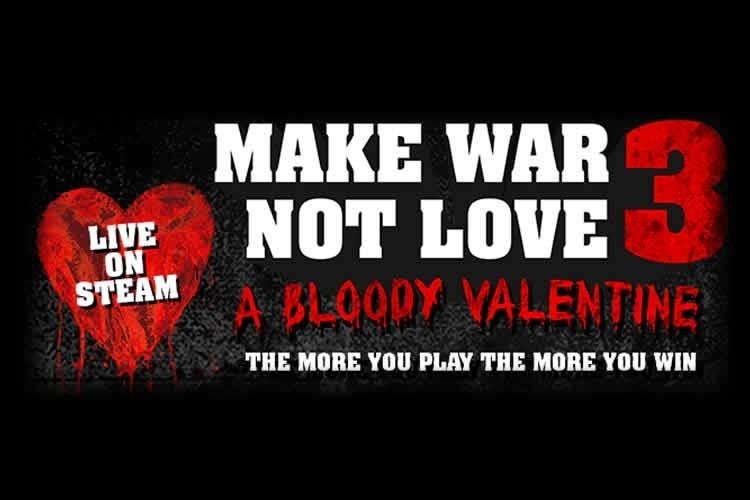 SEGA regala juegos en su promoción Make War not Live 3