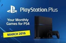 PlayStation Plus anuncia sus juegos del mes de marzo