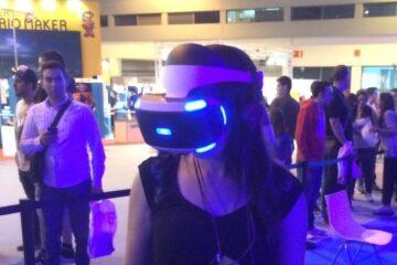 PlayStation VR estará en la GDC 2016