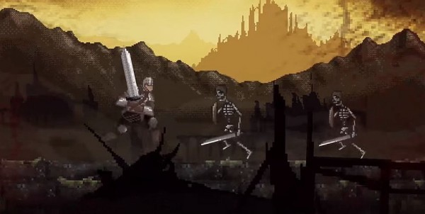 Slashy Souls, el spin-off de Dark Souls, ya disponible