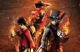 20 minutos de gameplay de One Piece: Burning Blood