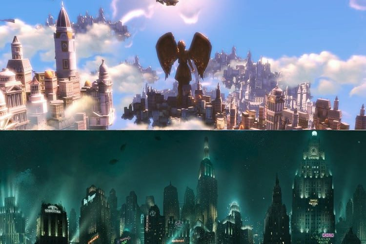 Bioshock collection filtra imagen