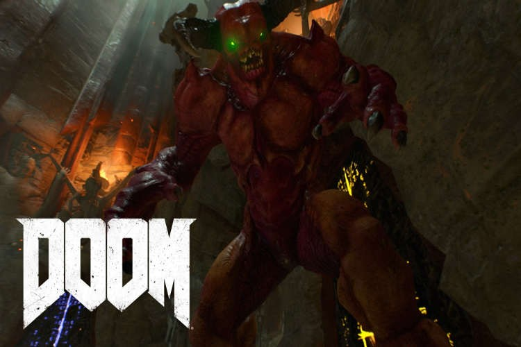 Doom mapas multijugador trailer