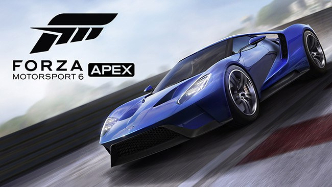 Forza Motorsport 6: Apex gameplay