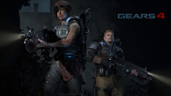 Gears of War 4 detalles