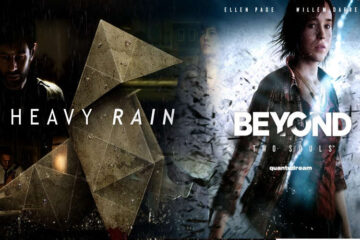 Heavy Rain Beyond Two Souls físico ps4