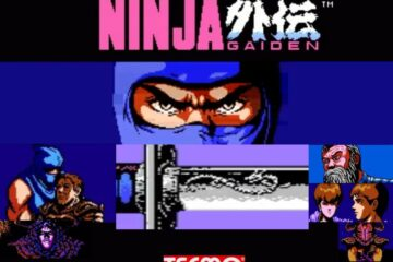 Ninja Gaiden retro review BitBack