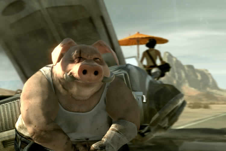beyond good and evil 2 podría ser exclusivo de nx