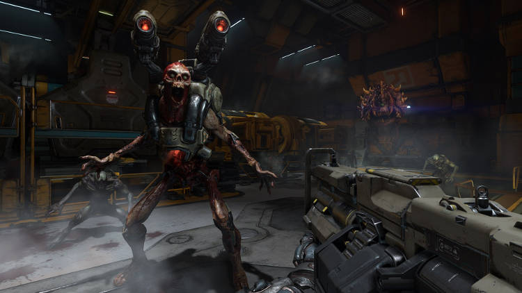 Doom: beta cerrada, tráiler multijugador y requisitos de PC