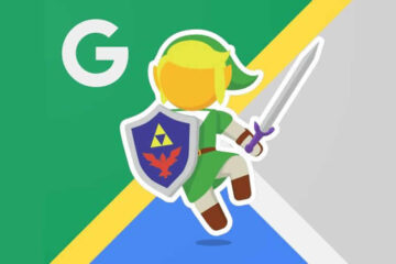 Google Maps y Zelda, sorpresa para el lanzamiento de Twilight Princess HD
