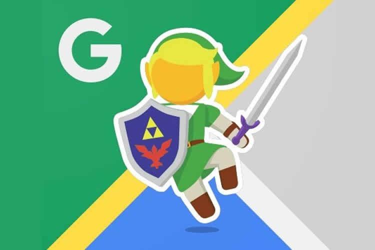 Google Maps y Zelda, sorpresa para el lanzamiento de Twilight Princess HD