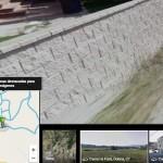google maps nos deja usar a Link para Street View,