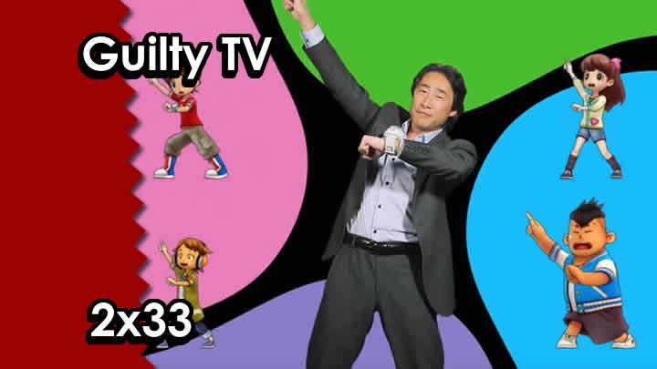 guilty tv 2x33, un Nintendo Direct sin sospresas