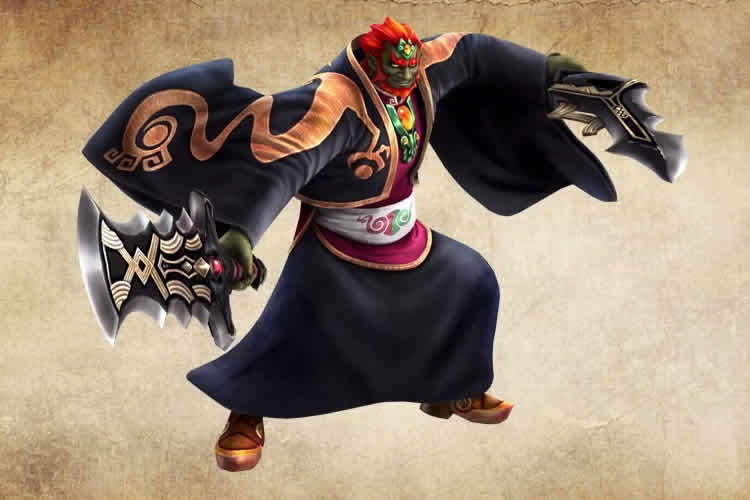 hyrule warrior legends pase de temporada traje ganondorf