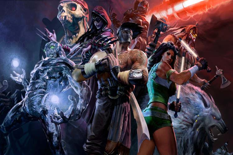 E3 2016, Killer Instinct presenta un nuevo personaje