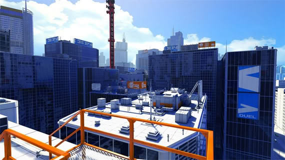El mapa de Mirror's Edge, recreado en Call of Duty 4