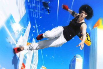 Mirror's Edge Catalyst diario desarrollo ciudad narrativa