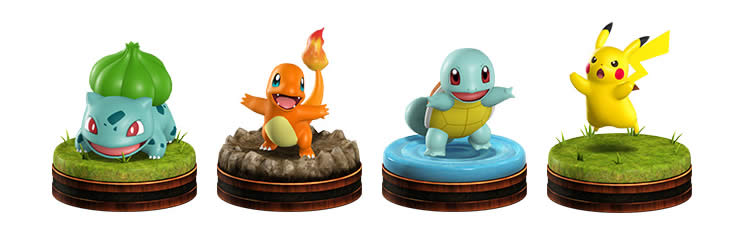 pokemon co master figuras