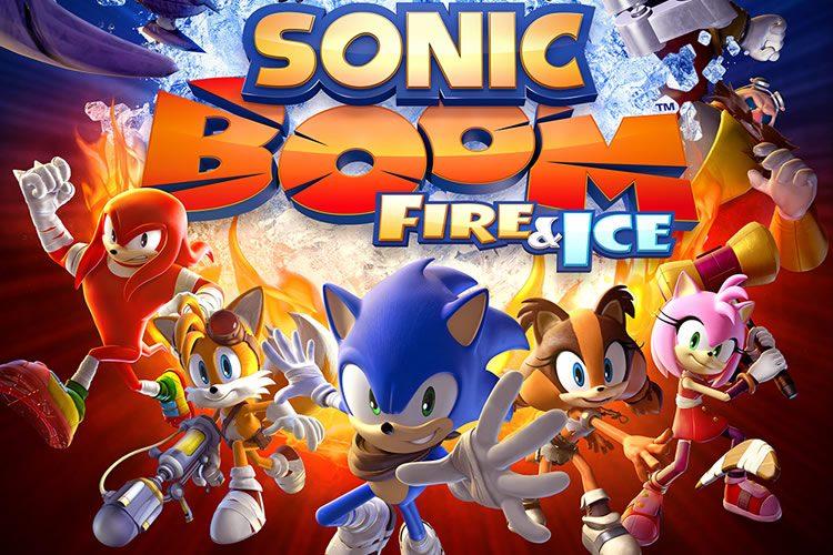 sonic boom fuego y hielo fecha de lanzamiento