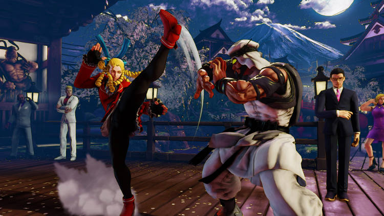 Street Fighter V - Análisis PlayStation 4