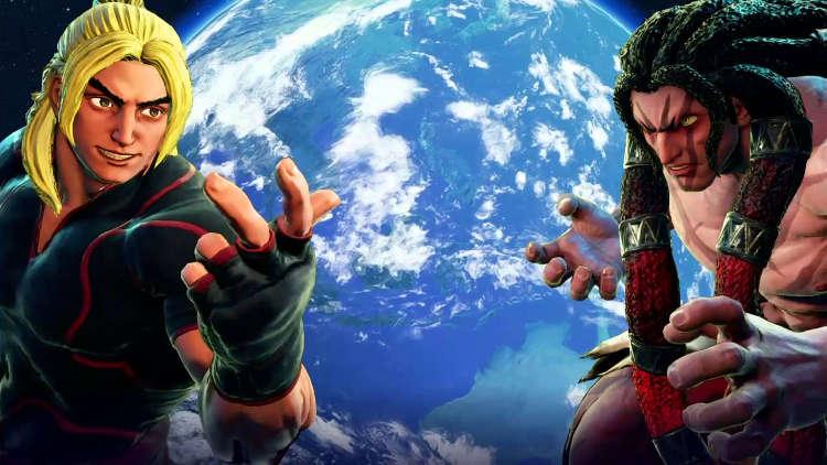 Street Fighter V - Análisis PlayStation 4