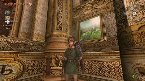 The Legend of Zelda: Twilight Princess HD, guía de huevos de pascua