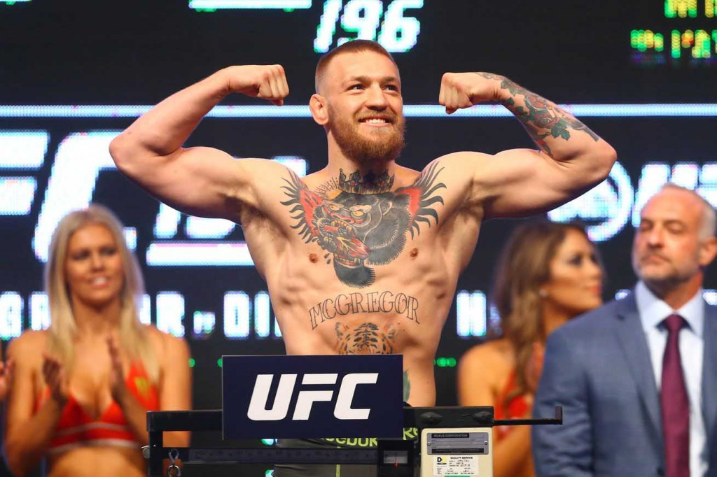 UFC 196, Conor McGregor vs Nate Díaz