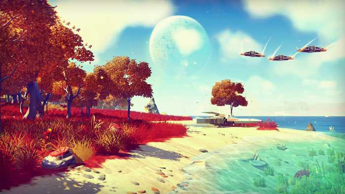 No Man's Sky se muestra en un gameplay de 20 minutos
