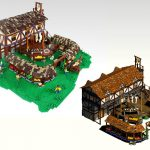 age of empires LEGO mercado