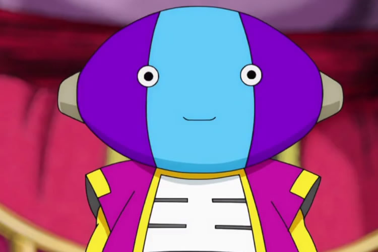dragon ball super 40 zerou-sama