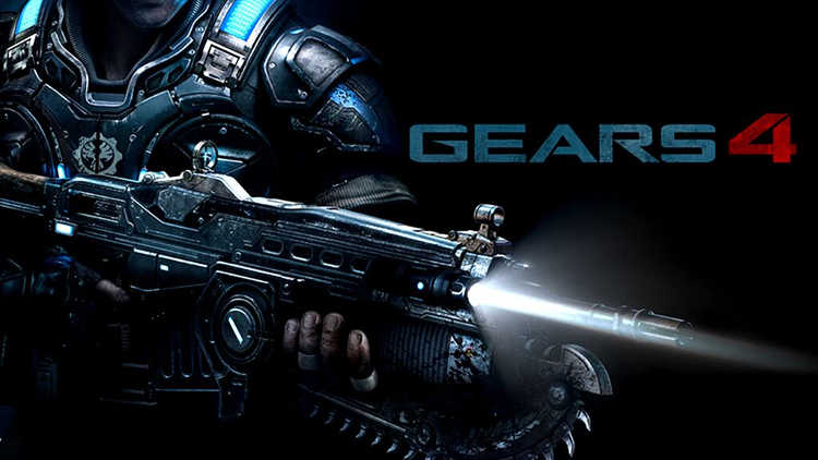 Gears of War 4 confirma que su beta funcionará a 1080p