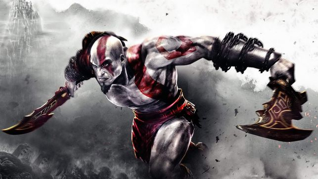 God of War IV Kratos mitología griega