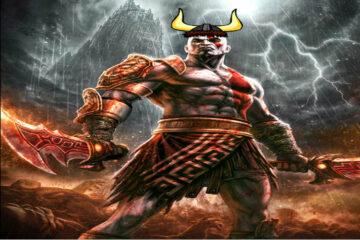 god of war 4 mitologia nordica