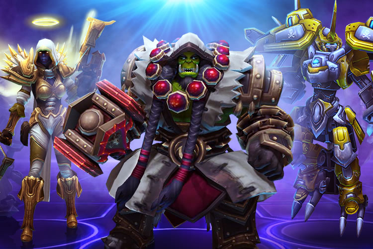 heroes of the storm fin de semana gratis