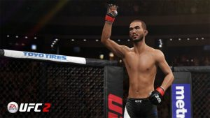 EA Sports UFC 2 actualización luchadores movimientos y ajustes